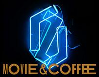 LZ MOVIE & COFFEE BRANDING