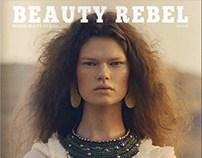 BEAUTY REBEL PERU COVER MAGAZINE