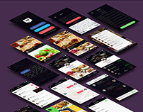 Multipurpose UI Pack PSD