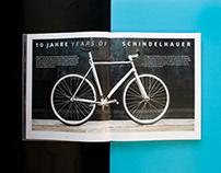 Schindelhauer Bikes Anniversary Book