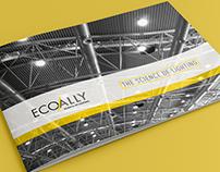ECOALLY - Company Brochure Design
