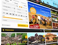Website - Maroc horizon d'aventures