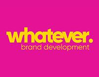 whatever brands development
