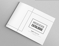 Minimal Indesign Brochure