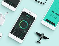 Mobile App UI | 2018