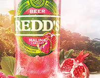 Redd's - Pure Form of Taste - Key Visual
