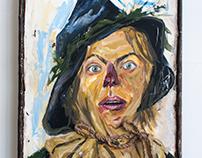 Wizard of Oz Portrait Series