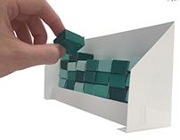 Temp: A Visualizing Desk Calendar