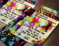 Color Festival Tickets