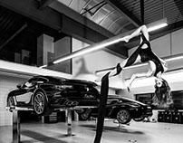 Porsche Centrum Wrocław by Szymon Brodziak