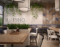 """Restaurant """"IL PINO"""" Kyiv"""