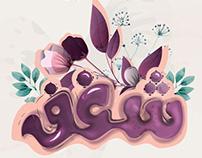 typography- shaghaf