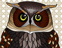 Illustration and Live Paint Vector