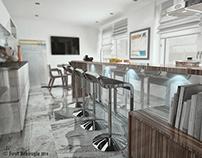 Kitchen Design-Göktürk Villas/İSTANBUL