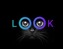 Look Logo Concept