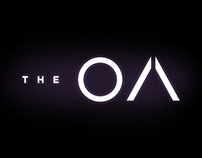 The OA Logo & Title Design