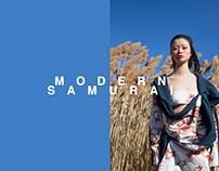 Fashion Photography- Modern Samurai