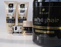 Whey Protein Hair Vitalcap
