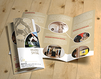 BROCHURE DESIGN for Museum