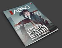 Capa da revista ABSO.