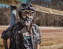 Grom MX Helm tshirt