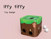 Iffy Tiffy   Toy Design