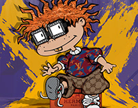 Hype Chuckie Finster