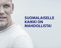 Sovelto - Suomalaiselle kaikki on mahdollista!
