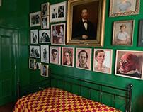 Gloss Stippled interior for Northwick Design