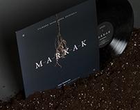 Markak by Aitor Etxebarria LP artwork