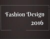 Fashion Design Project - Ana Mota