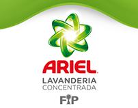 Lavanderia Ariel