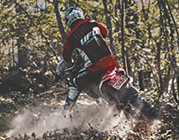ENDURO SHOOTING