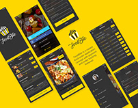 FoodBite - Food Ordering Mobile Application