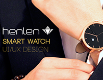 Henlen Smart Watch UI
