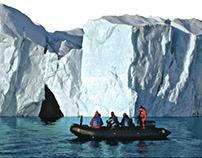 Nunavut Tourism - Style Direction / Concepts