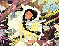 Pocahontas, Princesse du Nouveau Monde