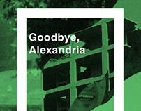 Goodbye, Alexandria