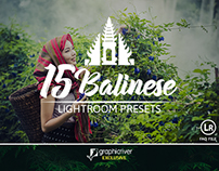 15 Balinese Lightroom Presets for photographers