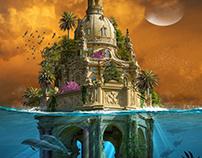 Fantasy Palace by Daniel Sinoca