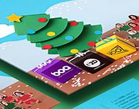Cartão de Natal | Agência Vooz