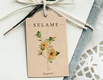 Selame: logo design & branding