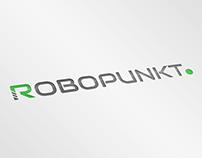 Robopunkt - Logo, wizytówki, papier firmowy