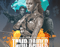Tomb Raider 2018 Alternative Movie Poster