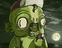 The swamp boy