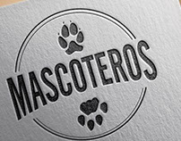 Mascoteros Medellín (Logo design)