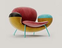 STRANGELOVE armchair