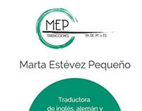 Marta Estévez Pequeño