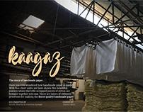Kaagaz - The story of handmade paper
