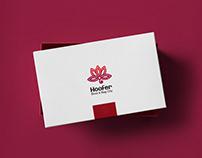 HOOFER Brand Identity Design by Beman